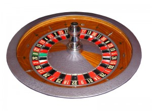 Betting on roulette