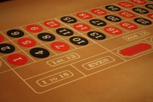 Martingale system: Betting on Roulette